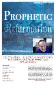 Prophetic Reformation Texas